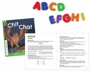 Ready to Read Phonics Plus_Chit Chat book.