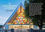 The Cardboard Cathedral cover.