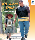 Let's Go | Kā 'Aere Tāua book cover.