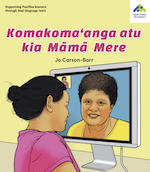 Talking to Māmā Mere book cover Cook Islands Māori.