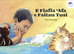 'Afa Loves to Read | E Fiafia 'Afa e Faitau Tusi book cover.