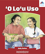 My Sister | 'O Lo'u Uso book cover.