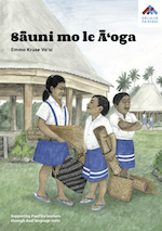 Ready for School | Sāuni mo le Ā'oga book cover.