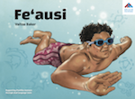Swimming | Fe'ausi book cover.