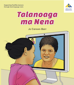 Talking to Nena book cover Gagana Tokelau.