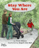 Stay Where You Are book cover.