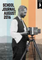 School Journal L3 August 2016 cover image.